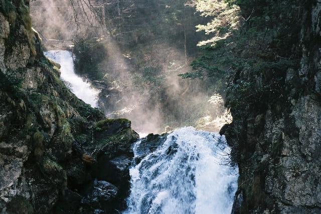Entre eau et lumière