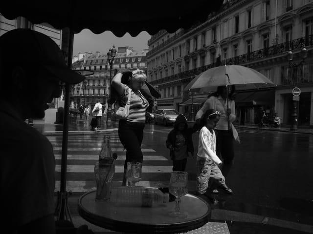 Entre pluie et soleil