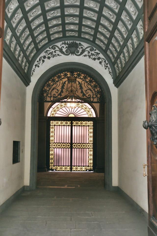 Entrée de palai