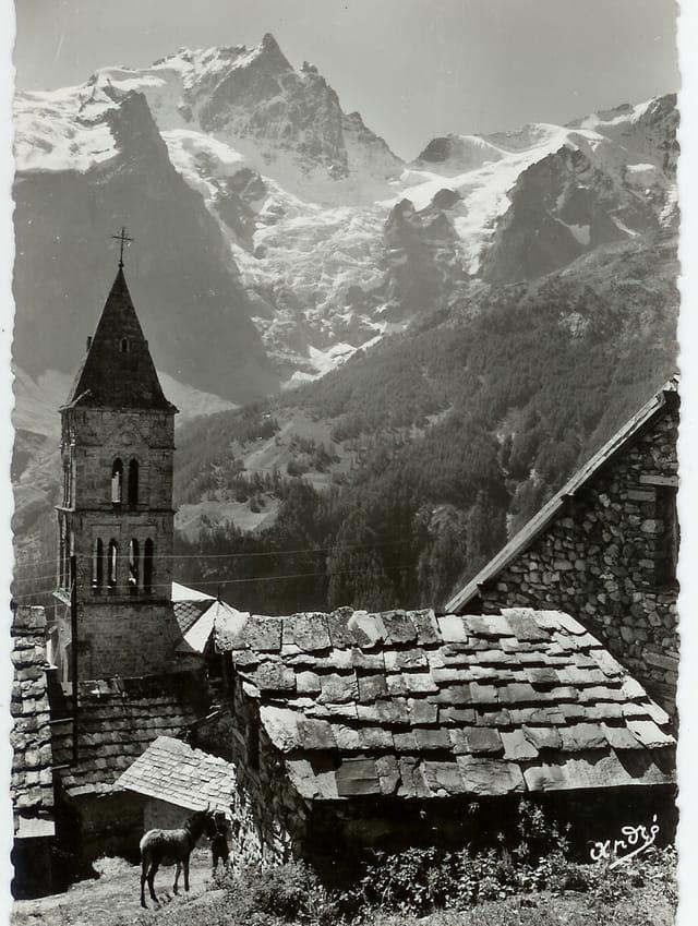 Environs de La Grave, Hautes Alpes