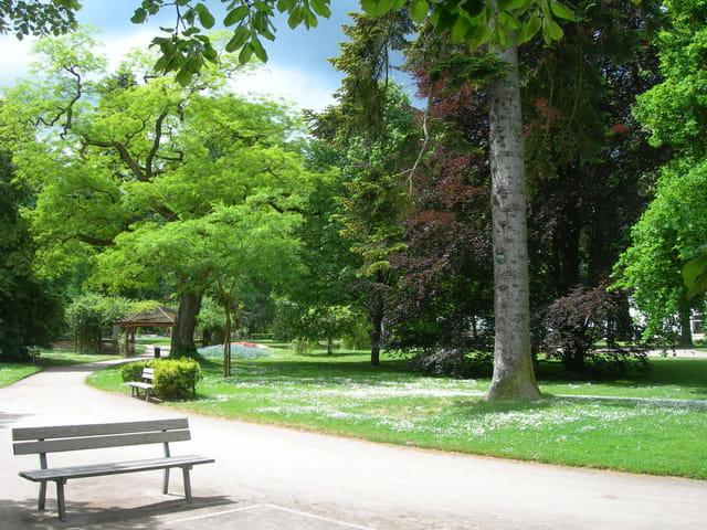 �pinal parc du Cours