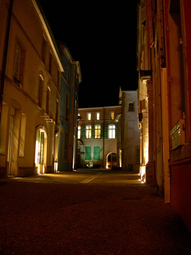 Epinal vielle rue