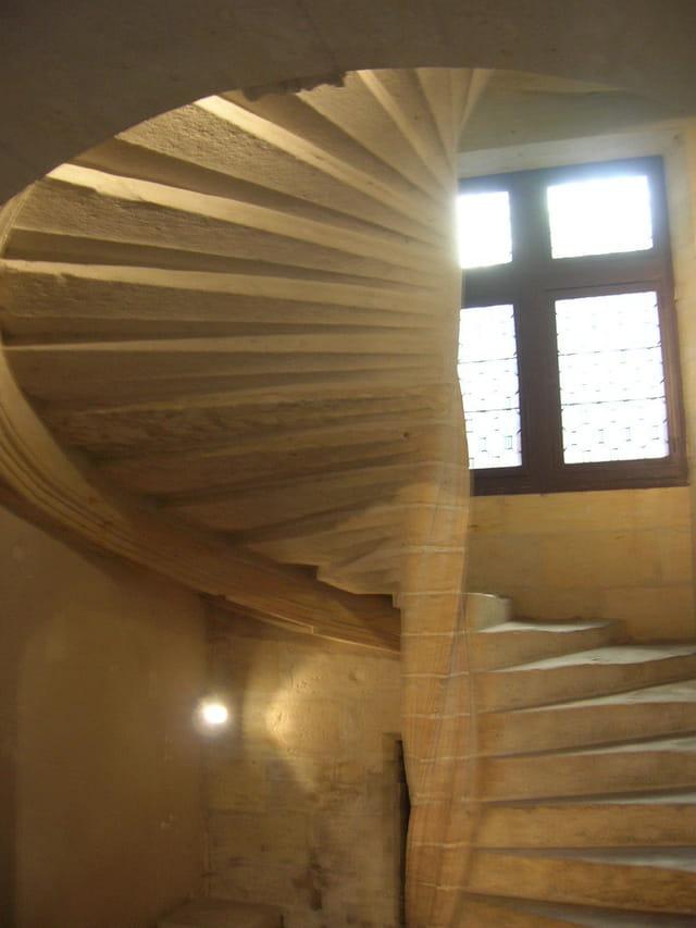 Escalier vieille ville