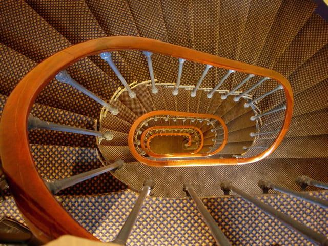 Escargot urbain (escalier)