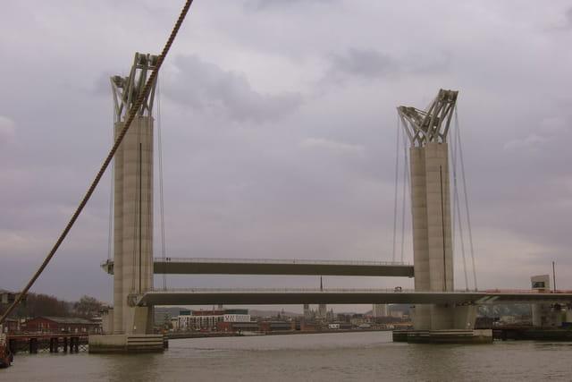 Essai 6 ème pont de rouen