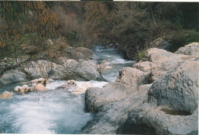 ... et coule la rivière
