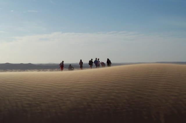 Et dunes et de deux
