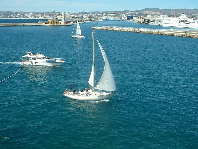 Et vogue...mon petit bateau