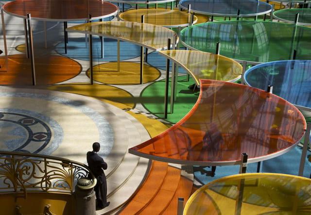 Excentriques(s), Monumenta 2012
