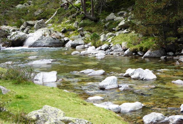 Excursion au Pont d'Espagne - Plateau du Clot - Le Gave