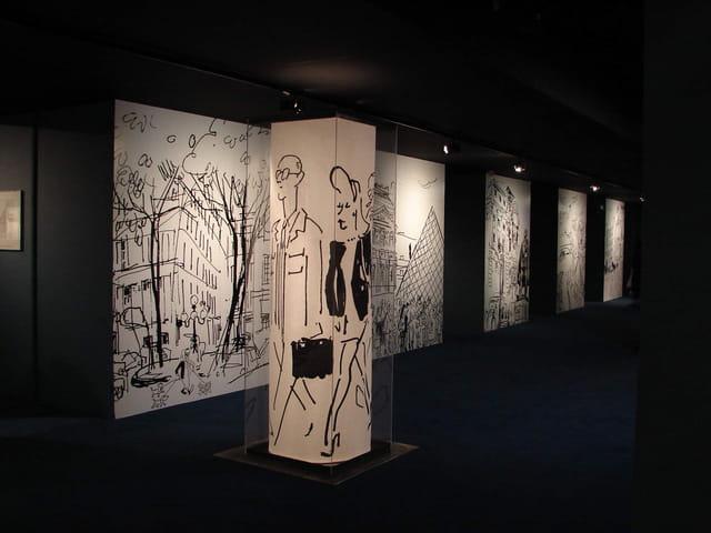 Expo à la mairie de paris