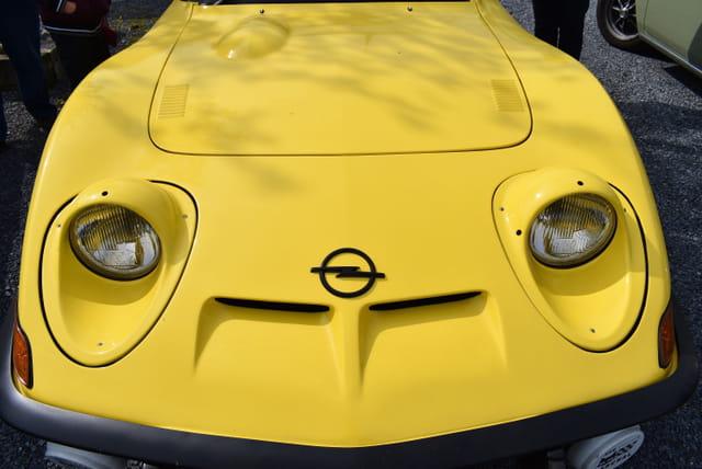 expo anciennes voitures à Eugies