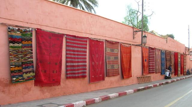 Expo de tapis