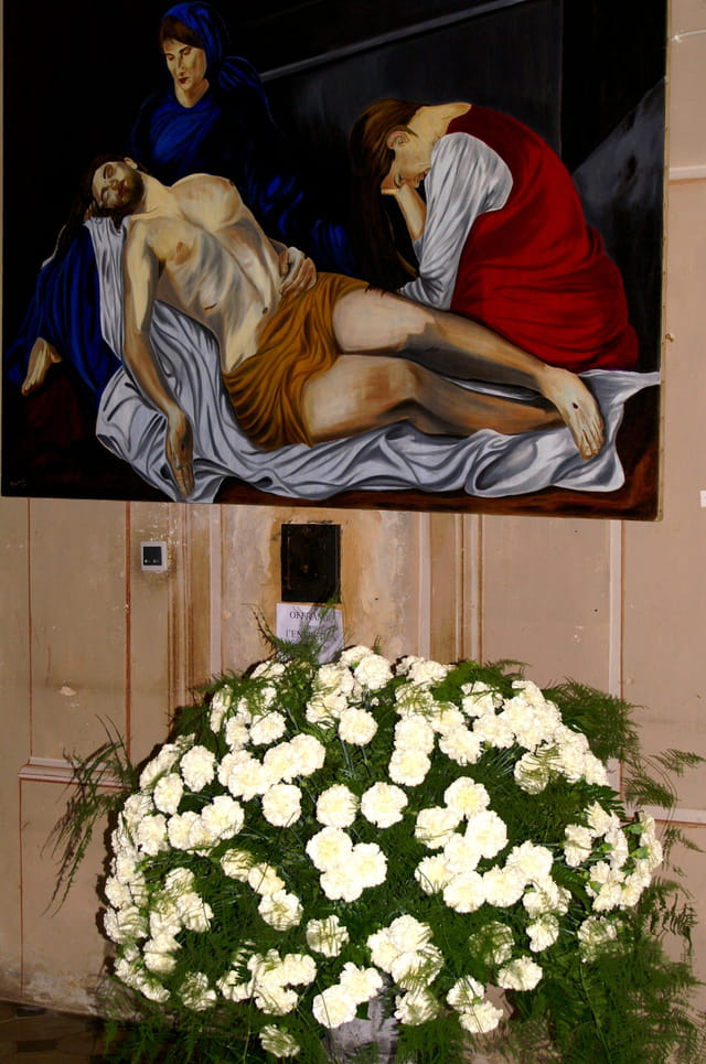 Expo florale église st pierre 3