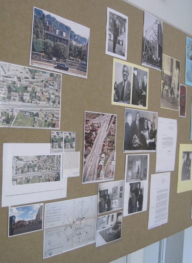 Exposition Jacques Tati au Pecq