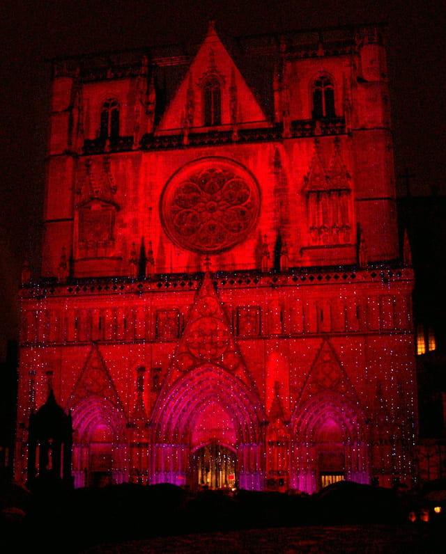 Façade cathédrale saint jean