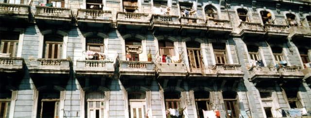 Facade d\'immeuble