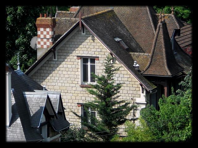 Façades 2 - Jolie maison