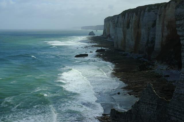 Falaises de Normandie