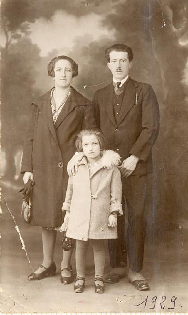 Famille croate