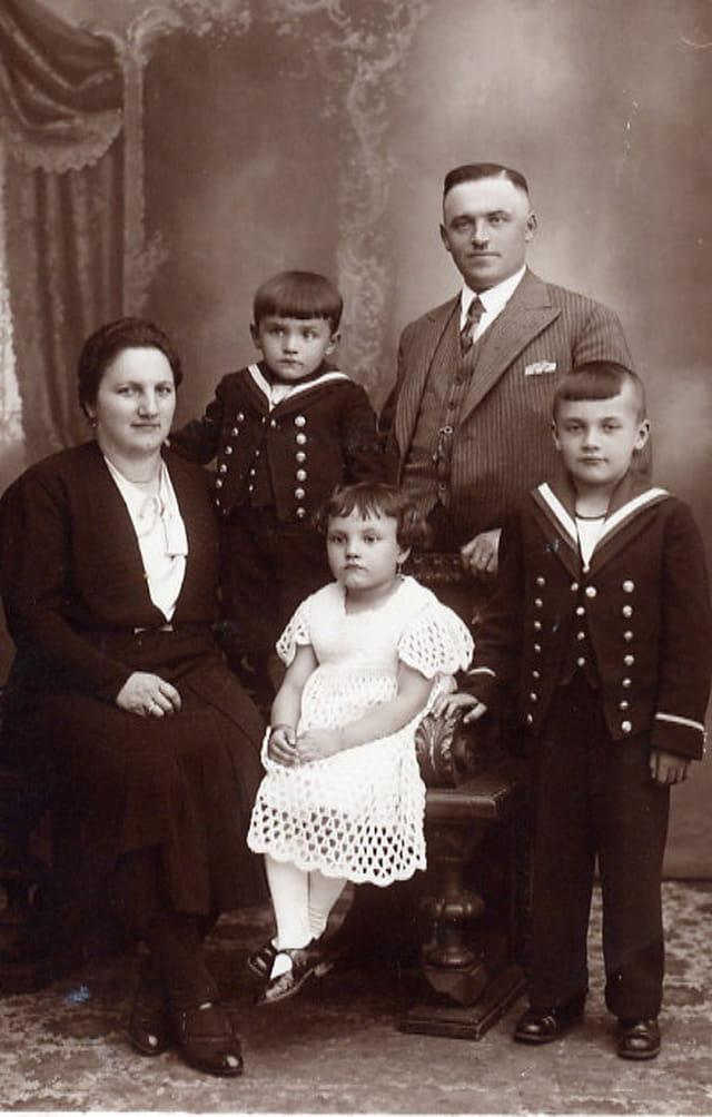 Famille du moulin