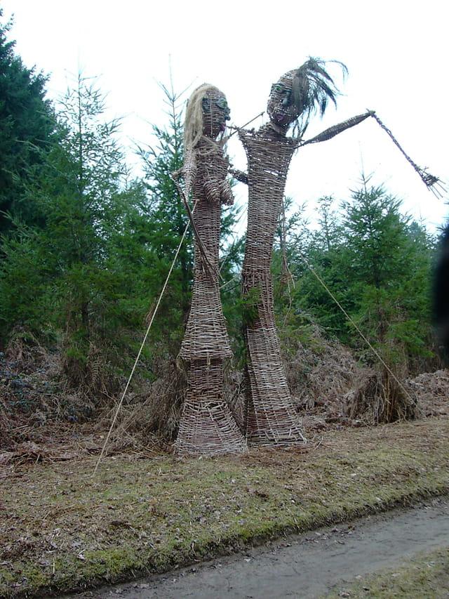 Fantomes des bois
