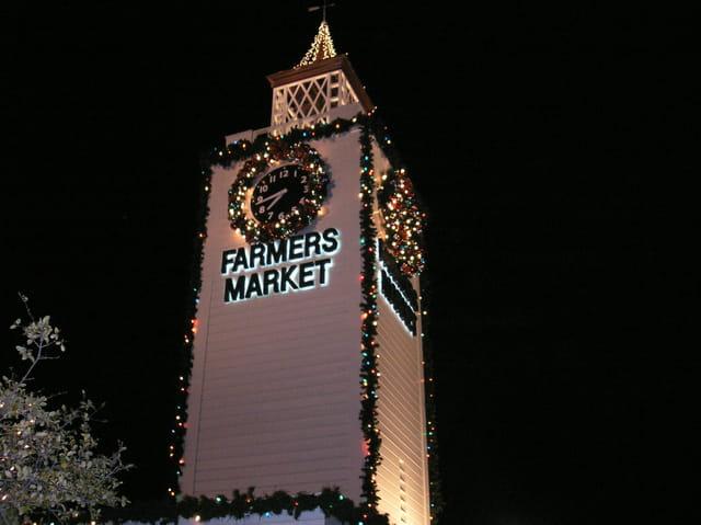 Farmers market de los angeles