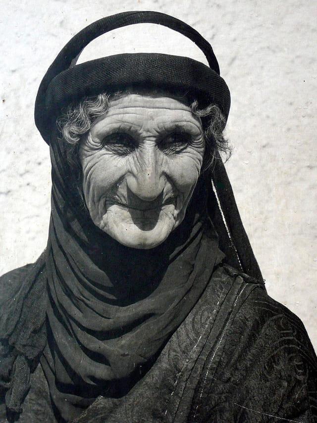 Femme jordanienne