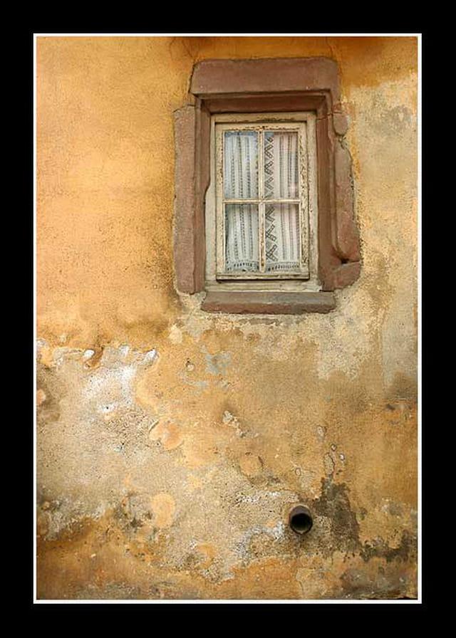 Fenêtre alsacienne