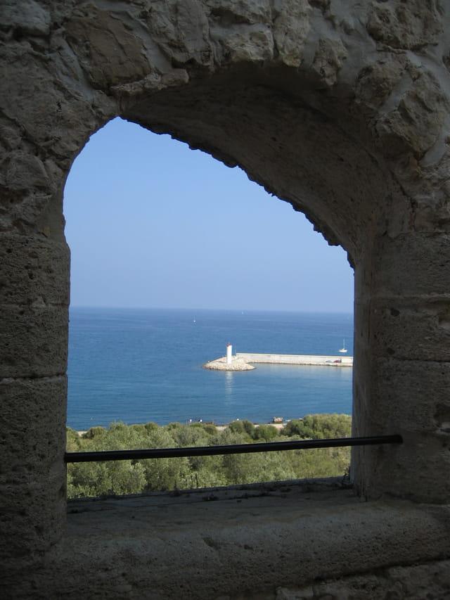 Fenêtre du Fort