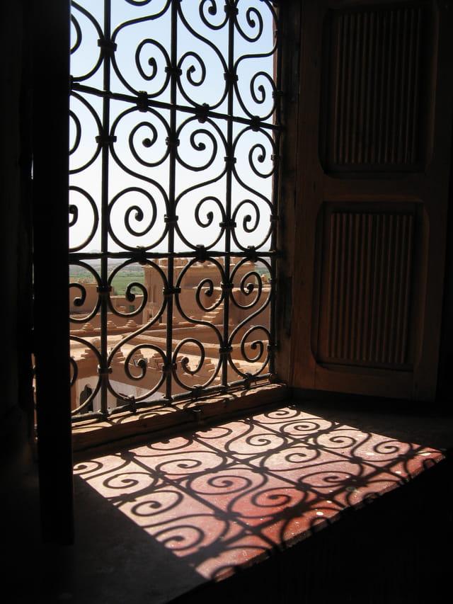 Fenêtre marocaine