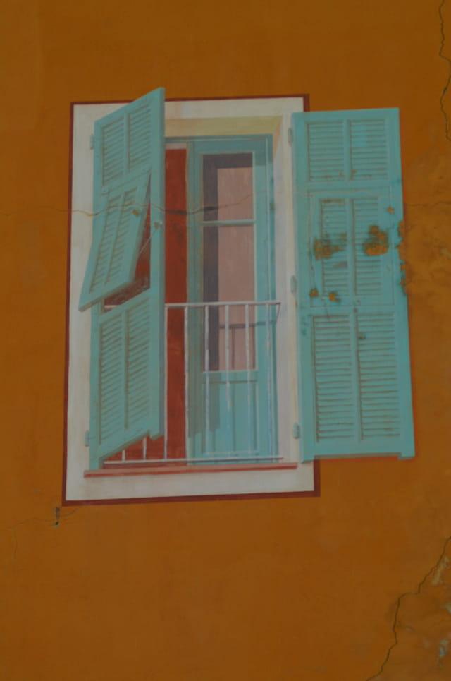 Fenêtre ouverte sur la mer