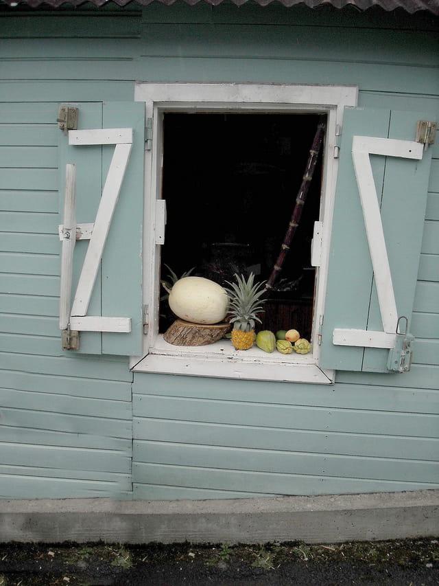 Fenêtre sur cour...!