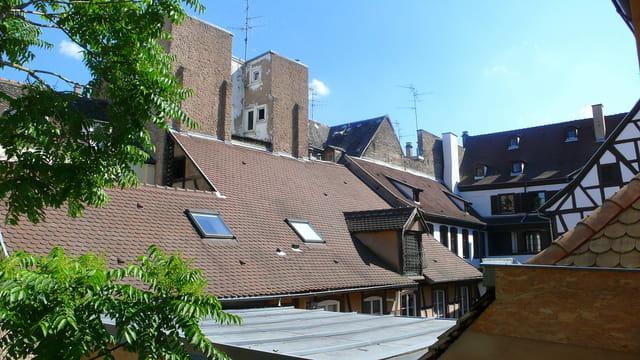Fenêtres et toits