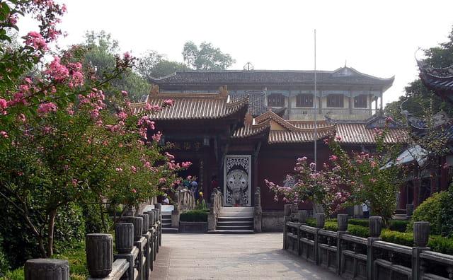 Fengdu-cité des fantômes