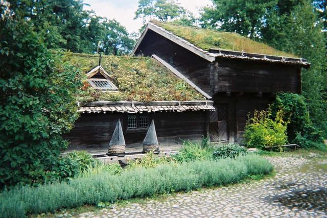 Ferme scandinave