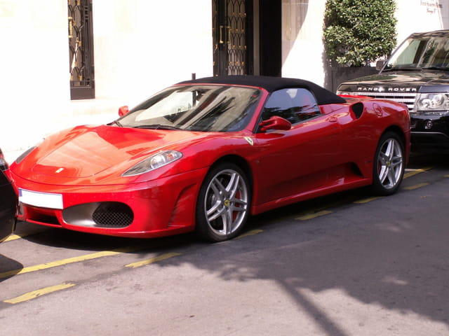 Ferrari : Comptez sur nous !...