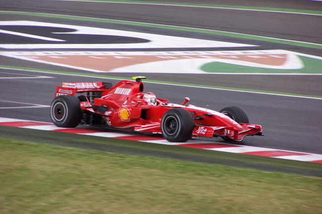 Ferrari F1 France 2007