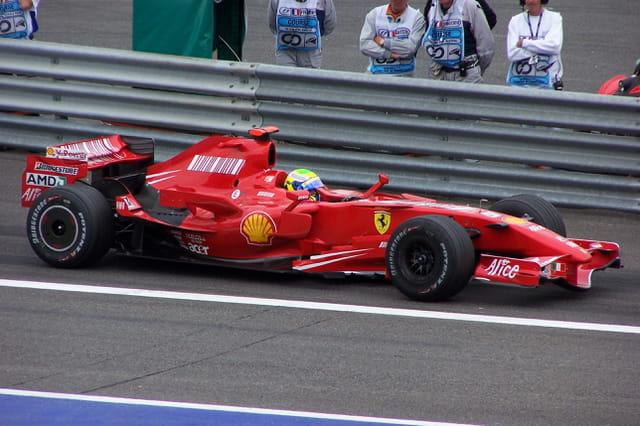Ferrari Zoom F1 France 2007
