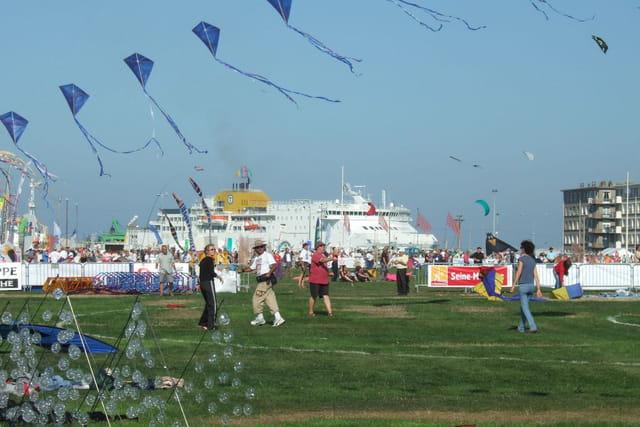 Ferry , les cerfs volants