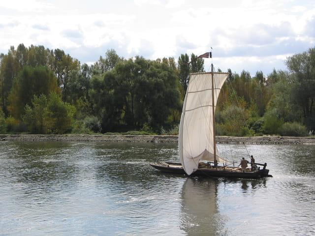 Festival de Loire 2007 - Bateaux de la Loire