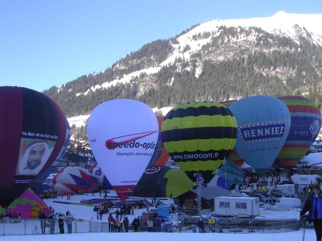 Festival de mongolfières