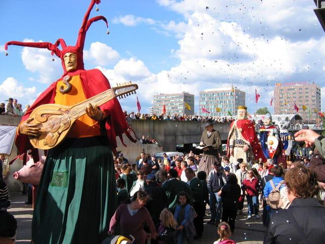 Festival des géants