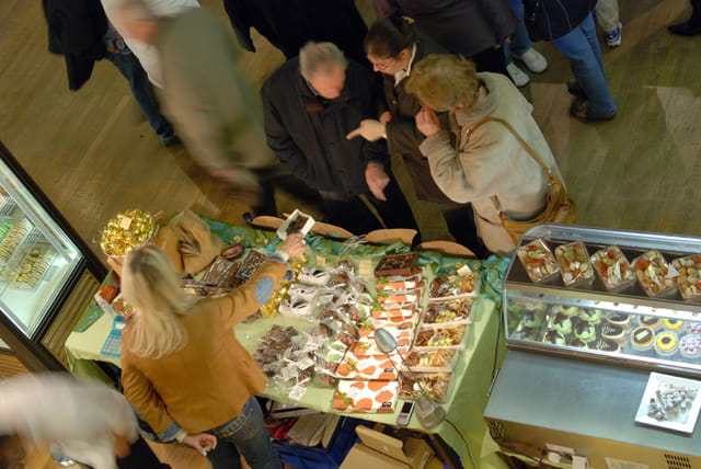 Festival International des Arts Gourmands de Belfort, commerce