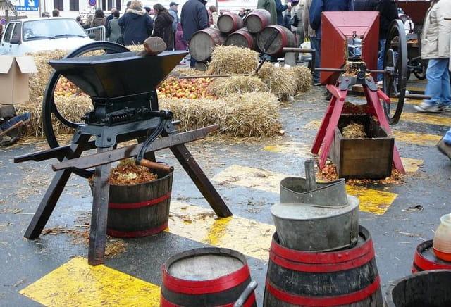 Fête de la pomme, du cidre et du fromage à Evreux