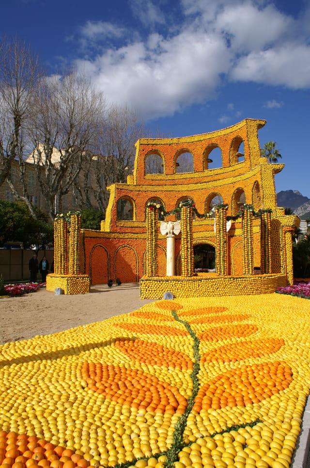 Fête des citrons 2010