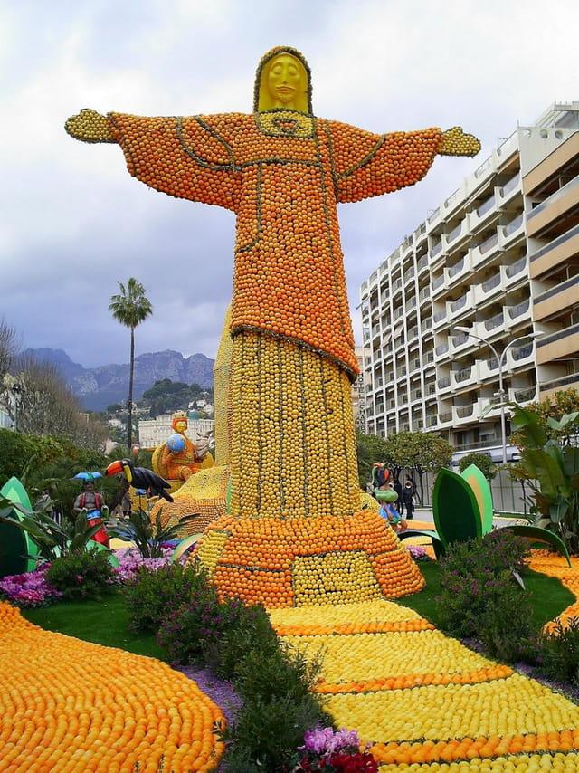 Fête du citron : carnavals du monde