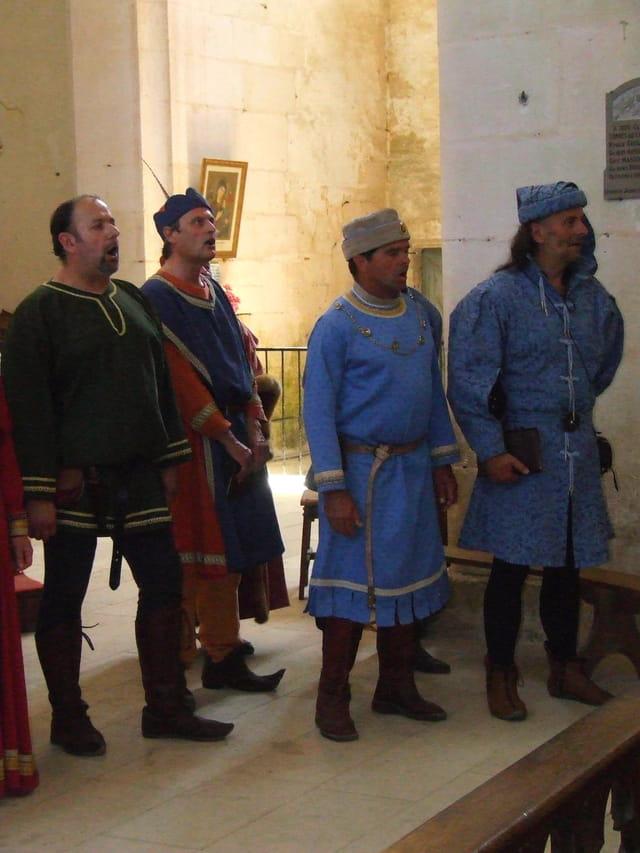 Fête médiévale