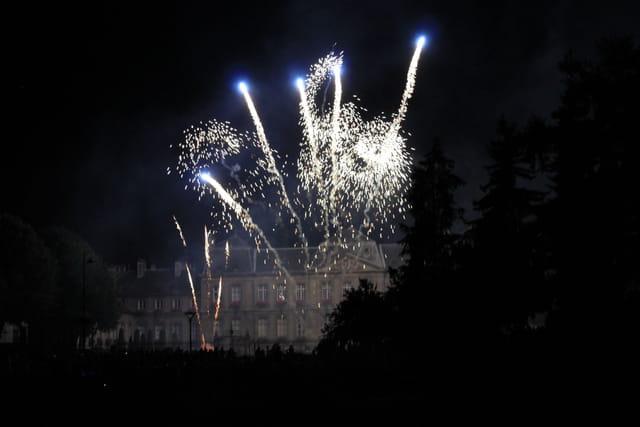 Fête nationale à Soissons