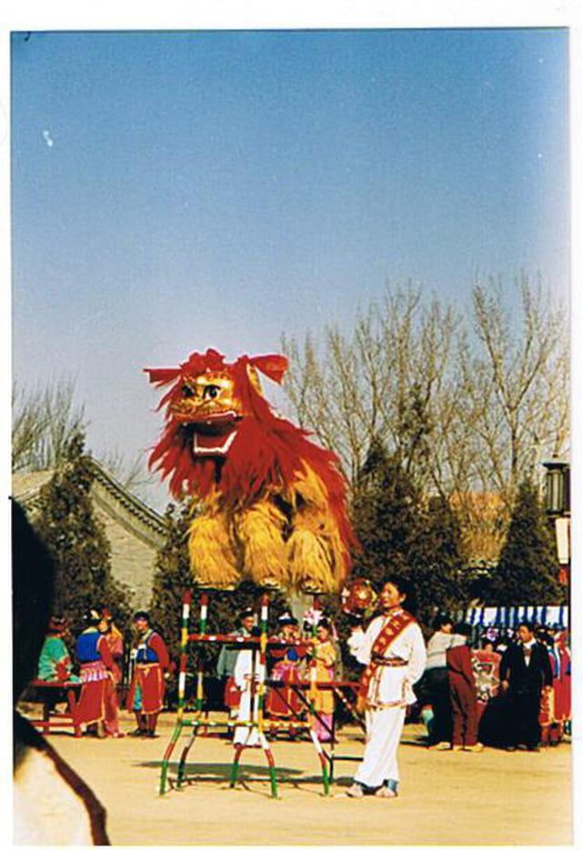 Fêtes du nouvel an chinois